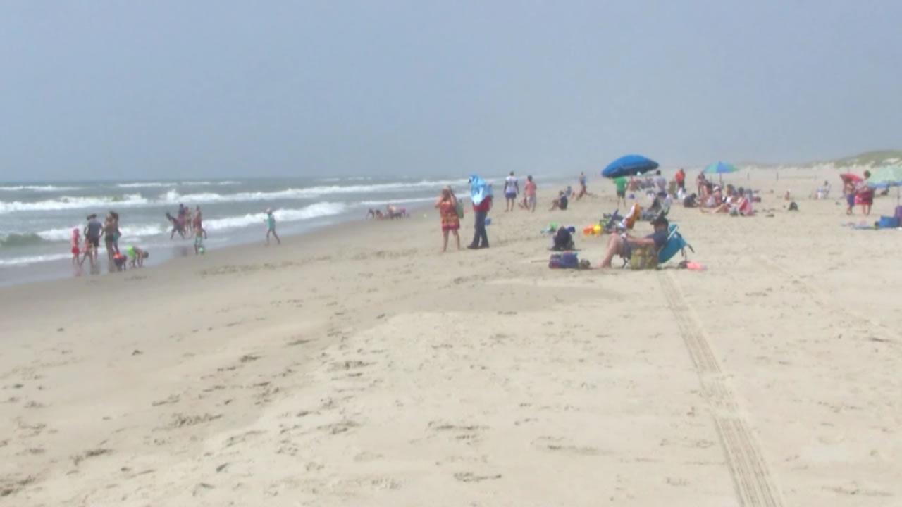 North Carolina beach