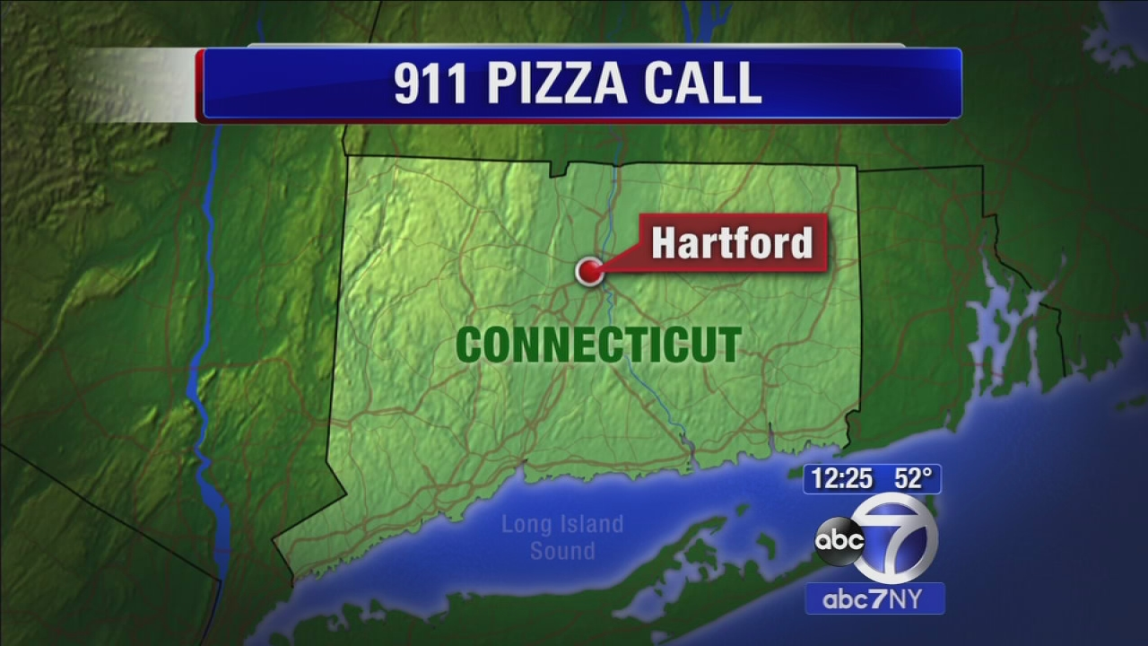 Woman in Connecticut calls 911 to complain about wrong pizza