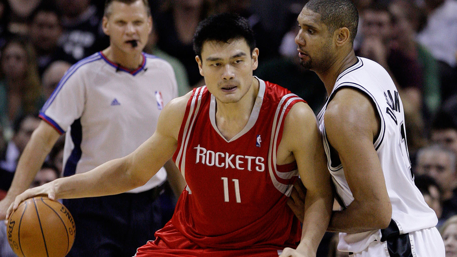 50e926587 Yao Ming to be inducted into Naismith Memorial Basketball Hall of Fame