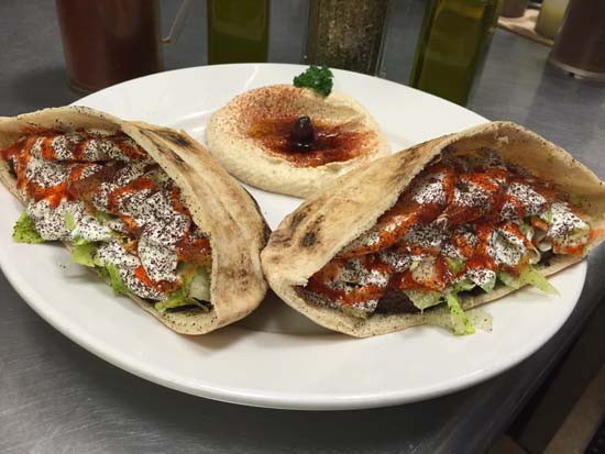 "<div class=""meta image-caption""><div class=""origin-logo origin-image ktrk""><span>KTRK</span></div><span class=""caption-text"">Green Falafel Sandwich at Zabak's, Cost: Small: $5.69/Large: $6.89</span></div>"