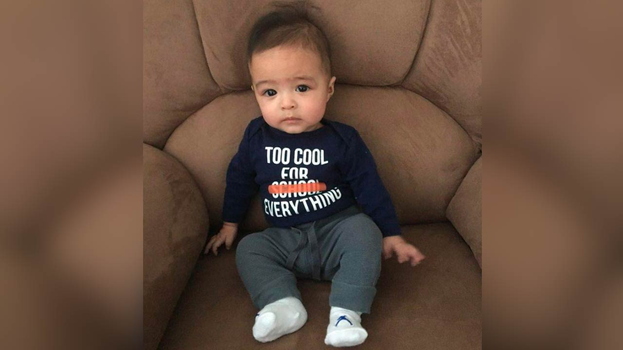 Aiden Lopez is seen in this photo provided by the Los Angeles County Sheriff's Department.