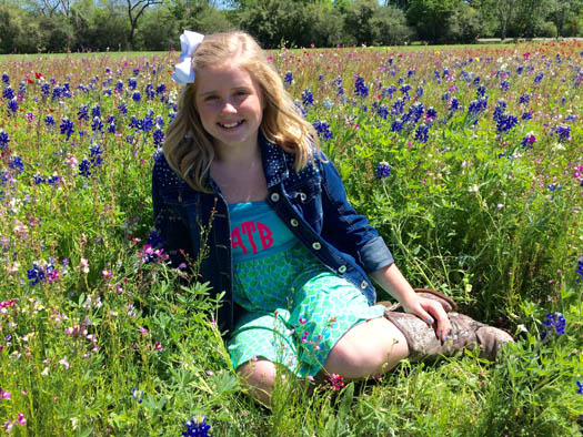 <div class='meta'><div class='origin-logo' data-origin='none'></div><span class='caption-text' data-credit='#abc13eyewitness'>Bluebonnets in bloom around southeast Texas</span></div>