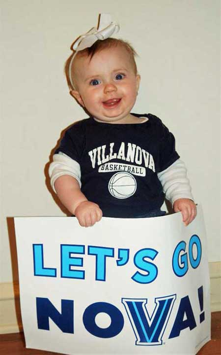 "<div class=""meta image-caption""><div class=""origin-logo origin-image wpvi""><span>WPVI</span></div><span class=""caption-text"">Addison is ready to cheer on the Wildcats! (Twitter/Meghan O'Connor)</span></div>"