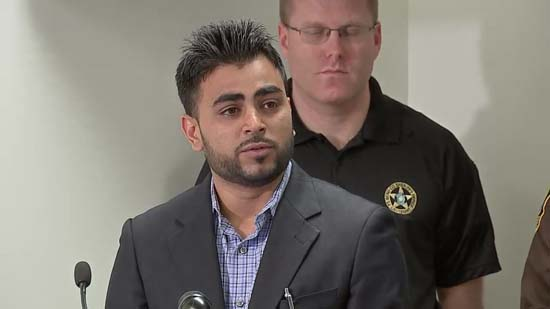 "<div class=""meta image-caption""><div class=""origin-logo origin-image ktrk""><span>KTRK</span></div><span class=""caption-text"">Images from a press conference with the Fort Bend County Sheriff's Office about the death of a 17-year-old who died as a result of an exploding airbag. (KTRK)</span></div>"