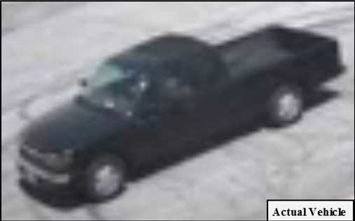 The Los Angeles County Sheriff's Department released this image of a car connected the the suspect in random hammer attacks in East Los Angeles on March 25, 2016.
