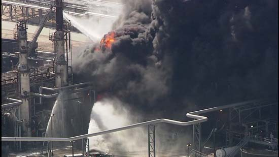 "<div class=""meta image-caption""><div class=""origin-logo origin-image ktrk""><span>KTRK</span></div><span class=""caption-text"">Firefighters battled a plant fire today in Pasadena. (KTRK)</span></div>"