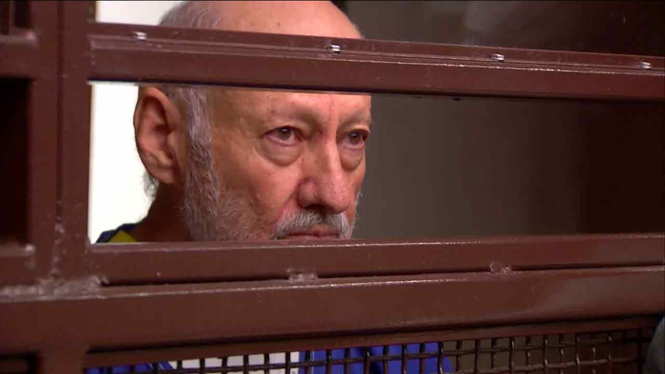 Shehada Issa, 69, makes his first court appearance on Monday, April 11, 2016.