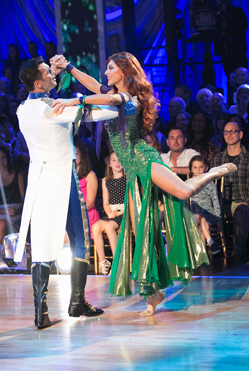 PHOTOS: 'Dancing With The Stars' Week Four - DISNEY NIGHT ...