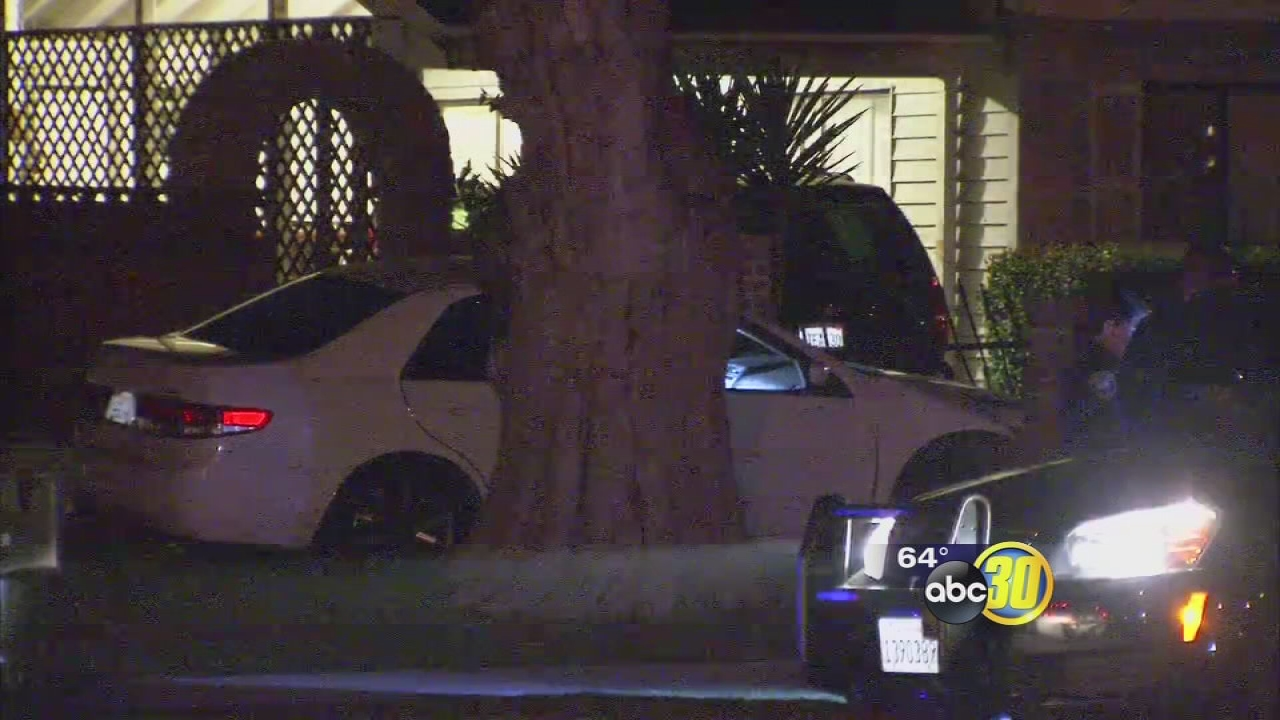 Man shot and killed while driving in Corcoran