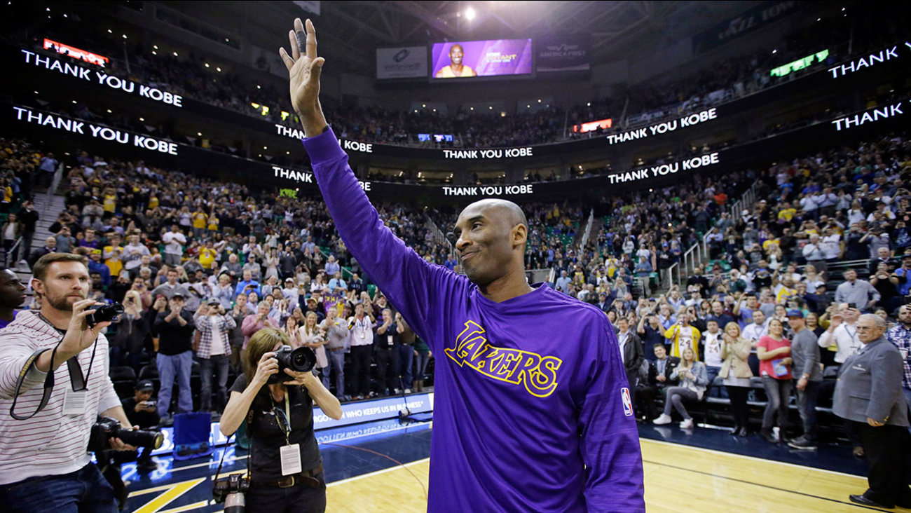 Lakers issue fraud alert leading up to Kobe Bryant's last ...