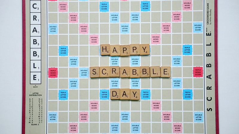 Unexpected official scrabble words