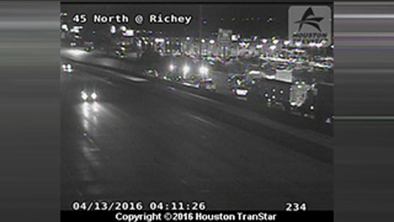 Richey 18-wheeler accident