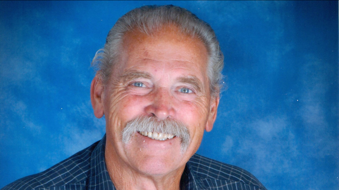 Silver Alert issued Tommy Lee Carpenter of Stockton, California, Thursday, April 13, 2016.