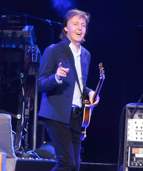 """<div class=""""meta image-caption""""><div class=""""origin-logo origin-image ap""""><span>AP</span></div><span class=""""caption-text"""">Paul McCartney performs in concert during his """"Out There Tour 2015"""" at the Wells Fargo Center on Sunday, June 21, 2015, in Philadelphia. (Photo by Owen Sweeney/Invision/AP)</span></div>"""