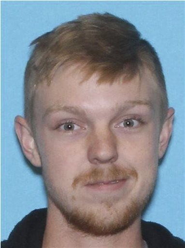 <div class='meta'><div class='origin-logo' data-origin='none'></div><span class='caption-text' data-credit='AP'>FILE- This undated file photo provided by the U.S. Marshals Service, shows Ethan Couch.</span></div>