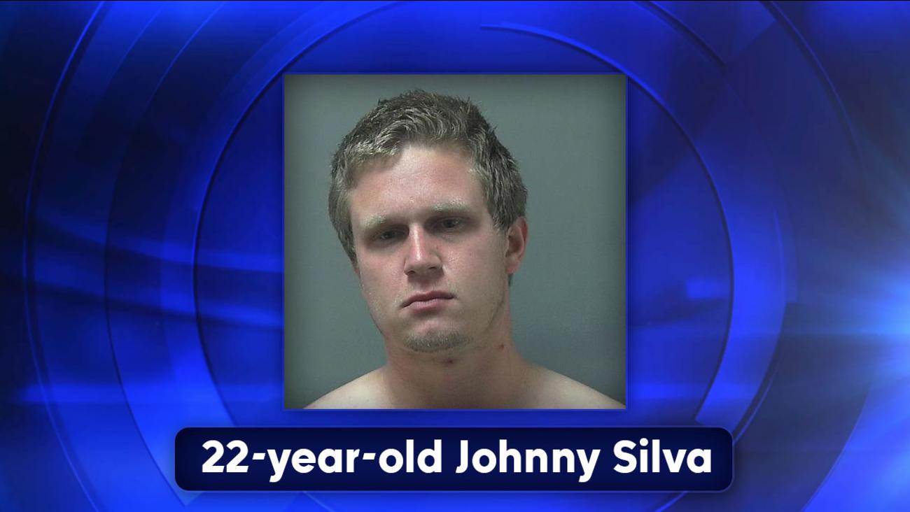 Indecent exposure suspect -- 22-year-old Johnny Silva