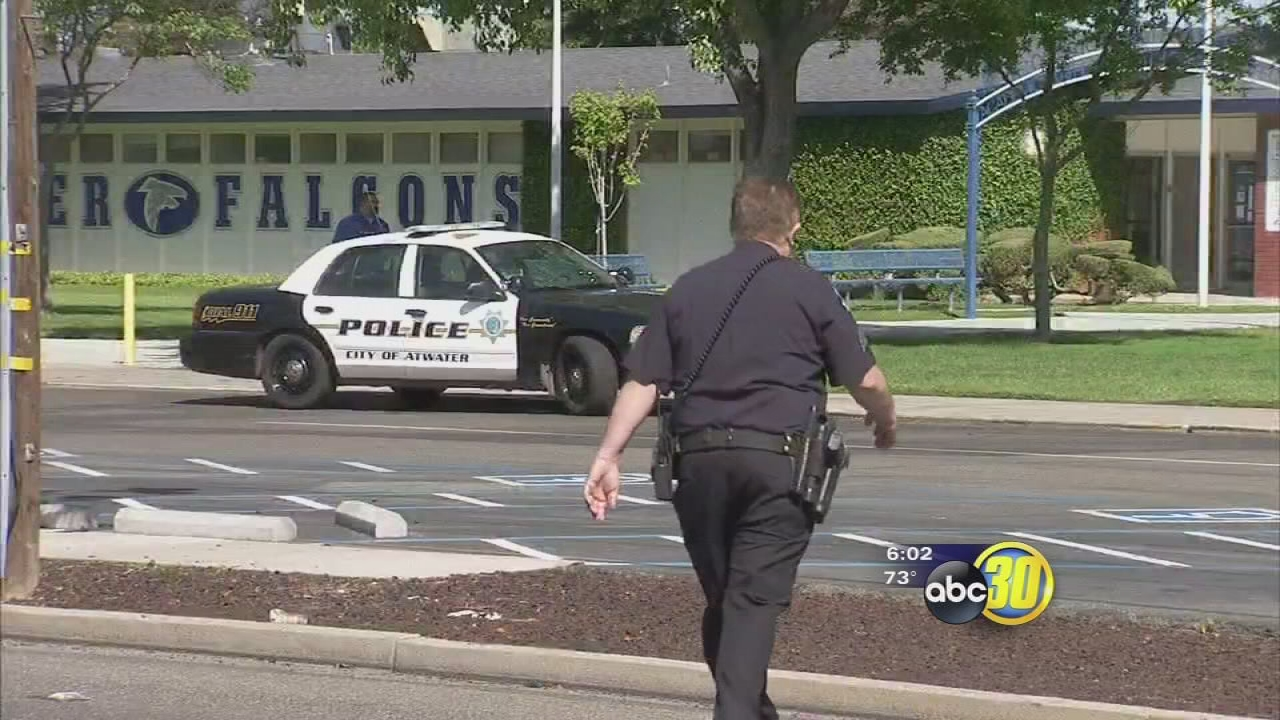 Atwater special needs student stabbed several times, official says