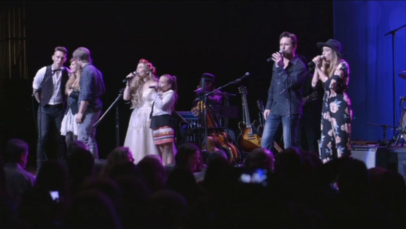 """This undated image shows the """"Nashville in Concert"""" performance which is coming to San Jose, Calif. Thursday, April 14."""