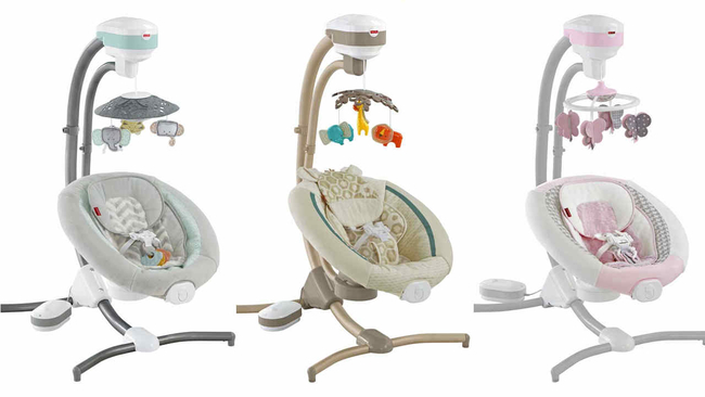 Fisher Price Recalls Infant Cradle Swings Due To Fall Hazard 6abc