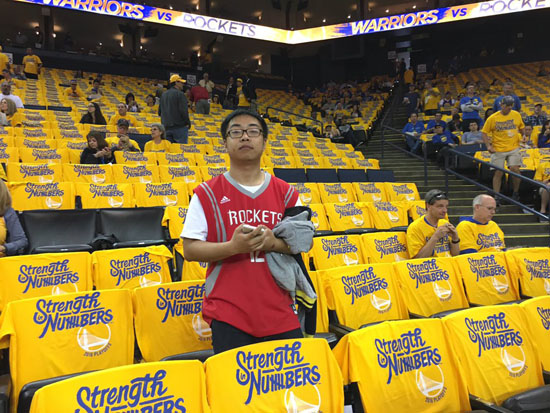 """<div class=""""meta image-caption""""><div class=""""origin-logo origin-image ktrk""""><span>KTRK</span></div><span class=""""caption-text"""">Houston Rockets fans at Oracle Arena in Oakland, California.</span></div>"""
