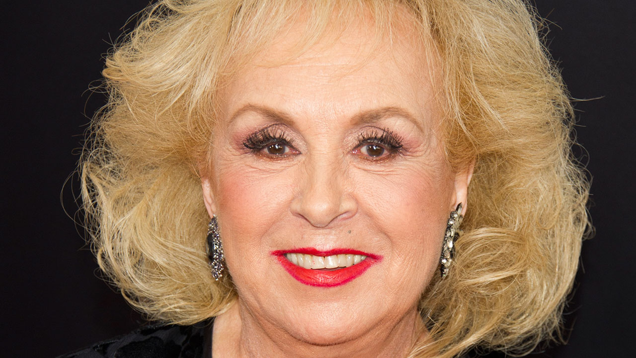 """Doris Roberts attends the premiere of """"Tyler Perry's Madea's Witness Protection"""" on Monday, June 25, 2012 in New York."""