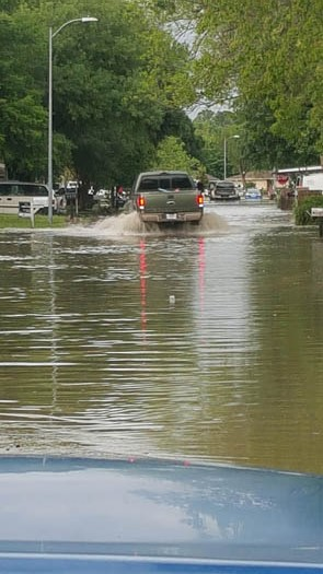 "<div class=""meta image-caption""><div class=""origin-logo origin-image none""><span>none</span></div><span class=""caption-text"">Photos from Monday's flooding across southeast Texax</span></div>"