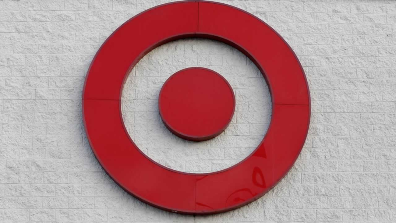 The Target logo is seen in this undated file photo.