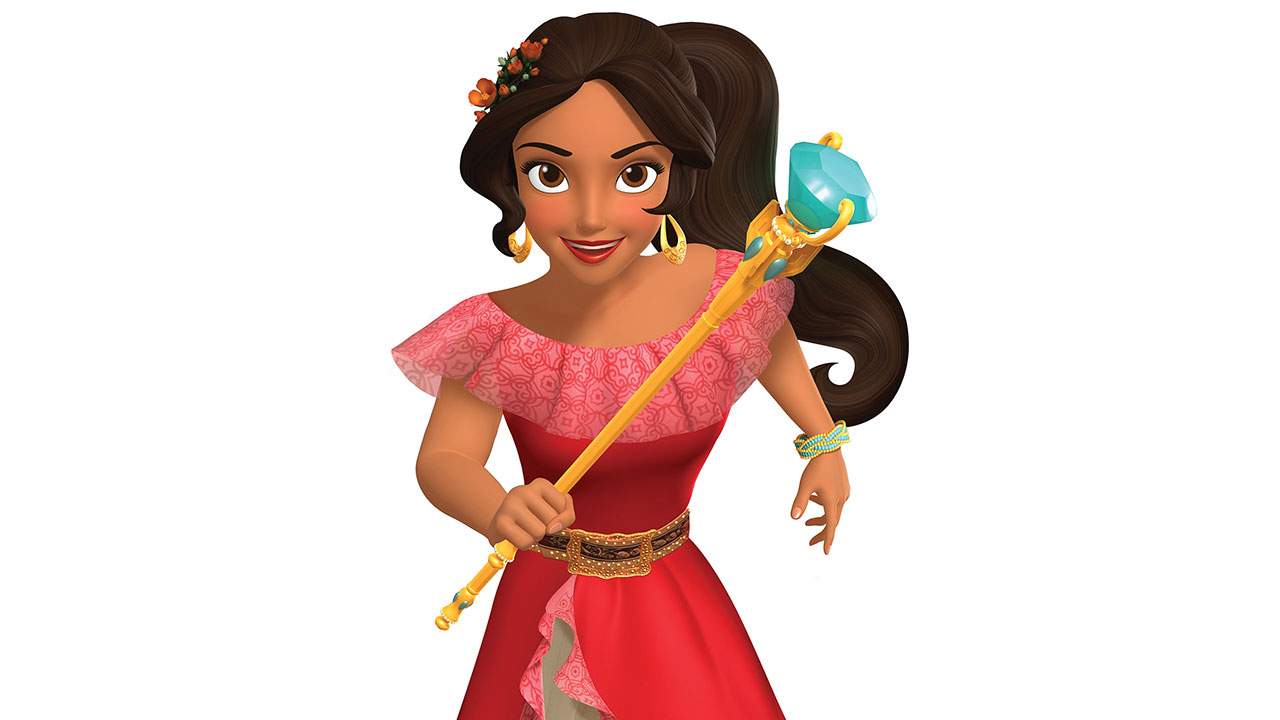 Princess Elena of Avalor, Disney's first Latin-inspired princess, is bold, family-oriented and adventurous.