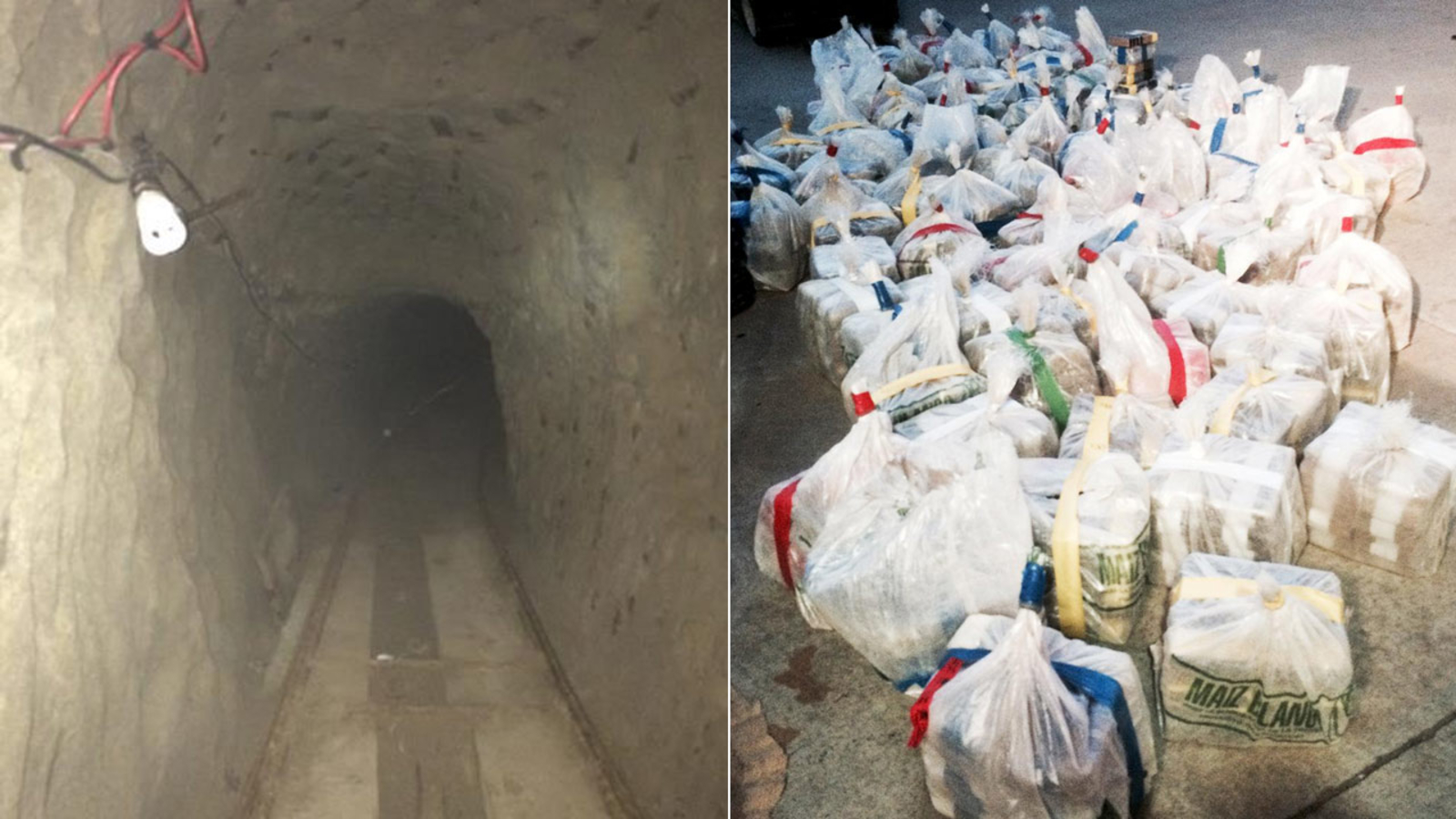 800-yard-long drug tunnel found connecting Tijuana, San Diego