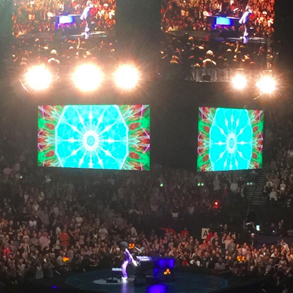 <div class='meta'><div class='origin-logo' data-origin='none'></div><span class='caption-text' data-credit='victorey/Instagram'>Prince in concert at the Oracle Arena in Oakland, Calif. on March 4, 2016.</span></div>