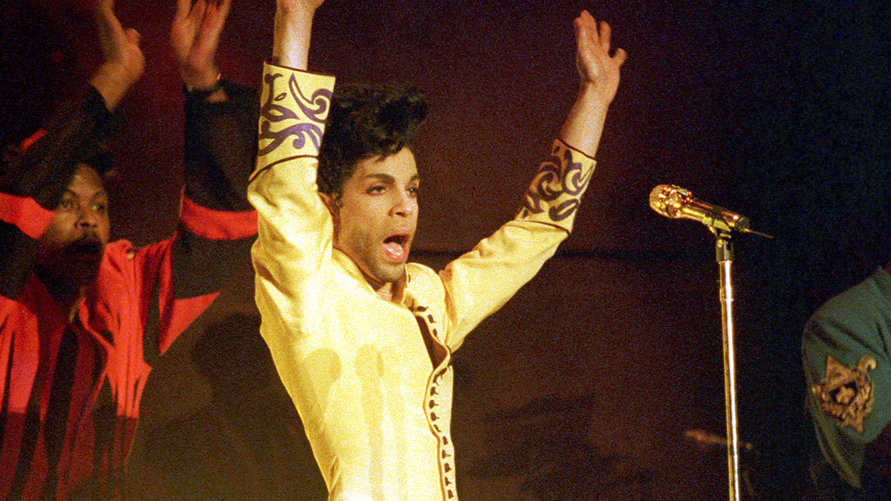 A look back at each of Prince's #1 Billboard hit songs