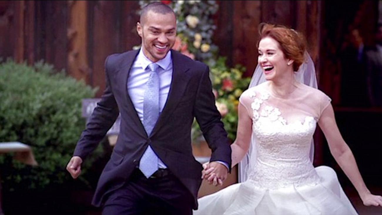 Greys Anatomy April And Jacksons Relationship Timeline