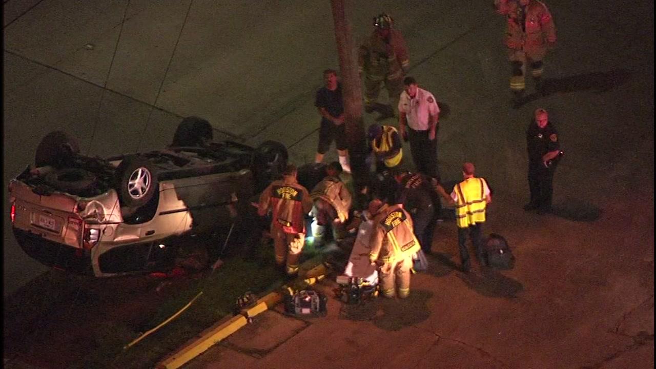 Edgebrook accident