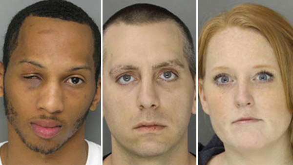 PHOTOS: 13 accused of dealing heroin, other drugs in Pa
