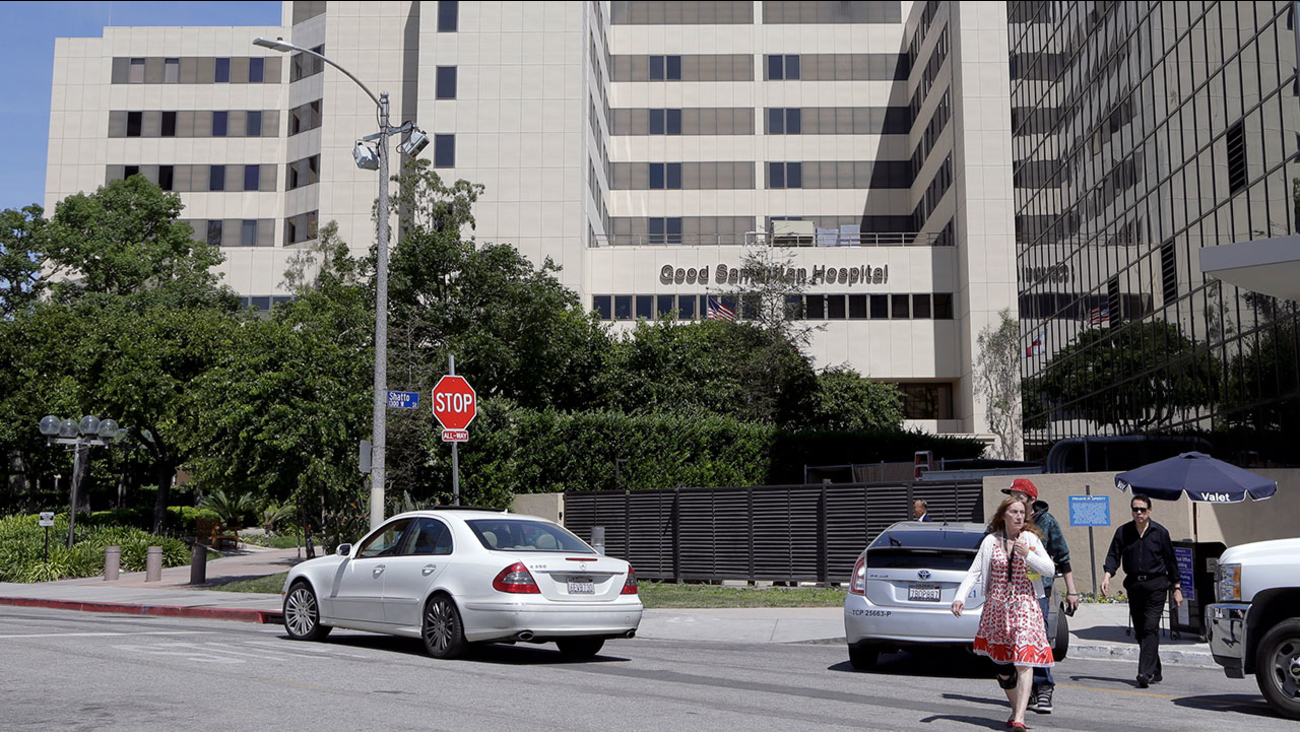 Good Samaritan Hospital in Los Angeles has agreed to new rules for discharging patients to settle a lawsuit over homeless-patient dumping.