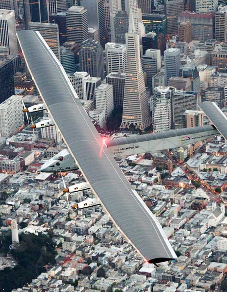 "<div class=""meta image-caption""><div class=""origin-logo origin-image ap""><span>AP</span></div><span class=""caption-text"">Solar Impulse 2 flies over San Francisco before landing at Moffett Field on Saturday, April 23, 2016. (AP Photo/Noah Berger)</span></div>"