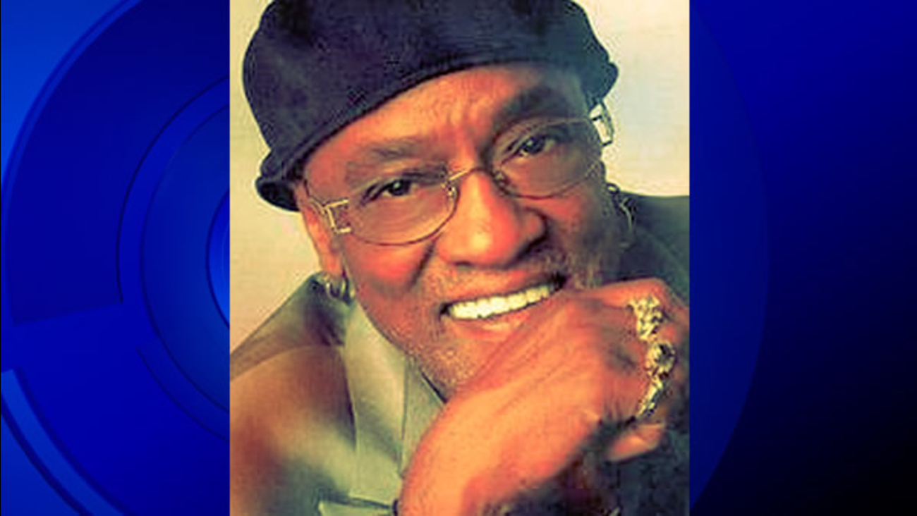Soul singer Billy Paul is seen in this undated image.