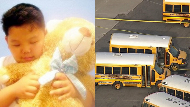 California Driver Who Left Autistic Teen On Hot Bus Went -8718