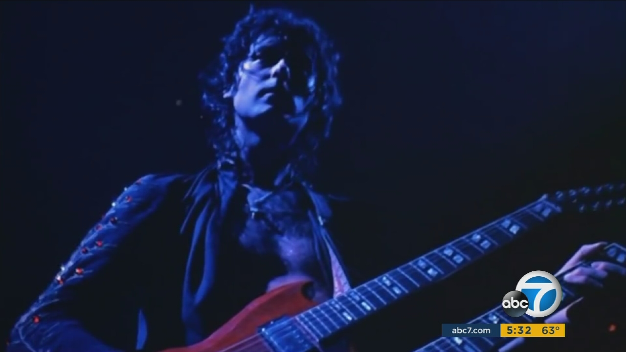 "Guitarist Jimmy Page wrote the arpeggio opening to ""Stairway to Heaven"" that a lawsuit claims was partially lifted from another band."
