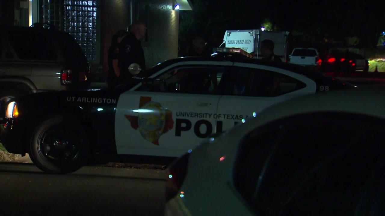 Police officer shot in Arlington