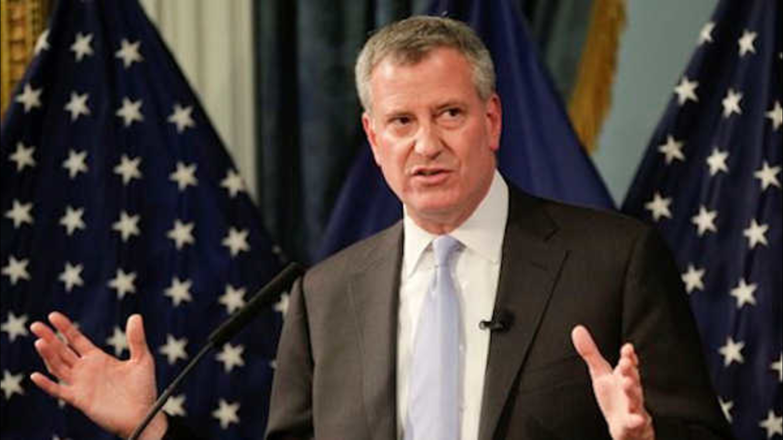 New York City Mayor Bill de Blasio to run for president, sources say