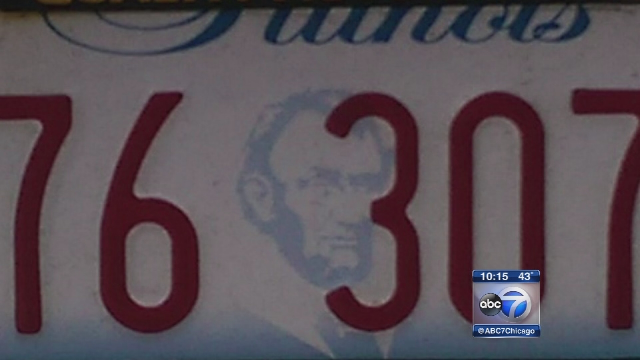 Illinois License Plate Rules Causing State Of Confusion For Drivers