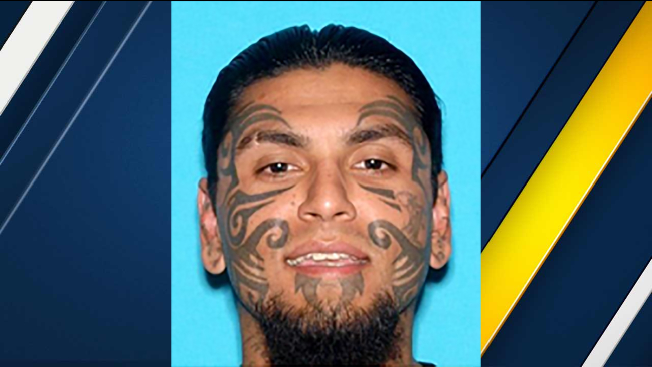 Vincent Gandara, 29, was killed in a car-to-car shooting near W. 10th and N. F streets in San Bernardino Thursday, April 28, 2016.