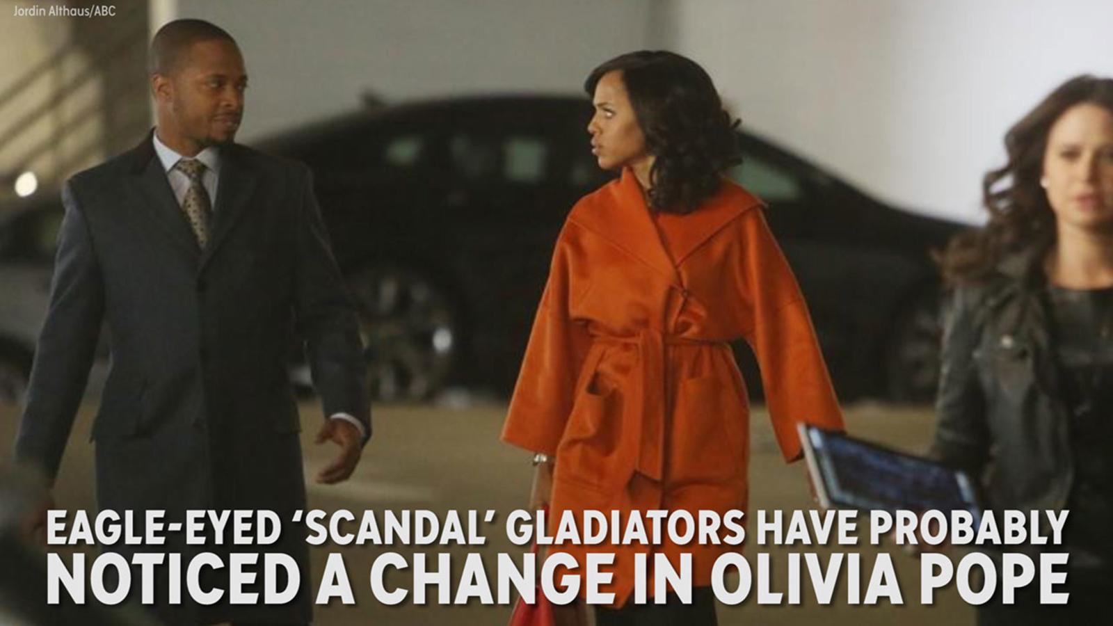 9e4f1462819d Olivia Pope s  Scandal  fashion transformation
