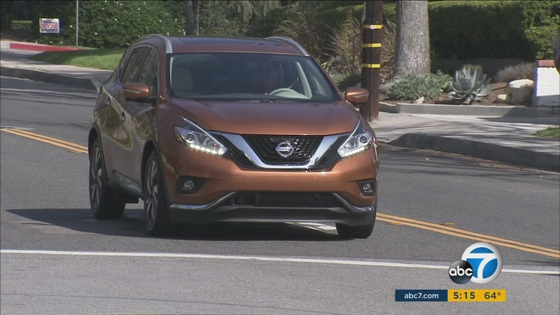 Nissan recalls 3 18M cars in US because of airbag issue