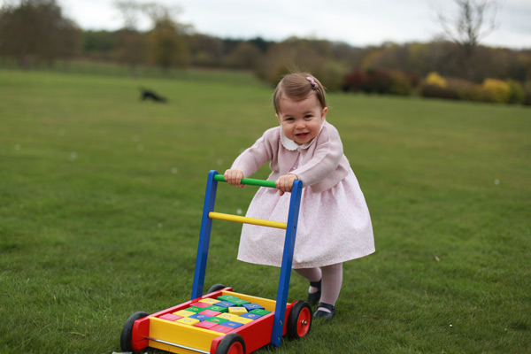 "<div class=""meta image-caption""><div class=""origin-logo origin-image ap""><span>AP</span></div><span class=""caption-text"">In this undated handout photo released on Sunday, May 1, 2016 by Kensington Palace, Britain's Princess Charlotte poses for a photograph, at Anmer Hall, in Norfolk, England. (Kate, the Duchess of Cambridge/Kensington Palace via AP)</span></div>"