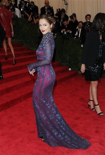 "<div class=""meta image-caption""><div class=""origin-logo origin-image ap""><span>AP</span></div><span class=""caption-text"">Actress Minka Kelly attends The Metropolitan Museum of Art  Costume Institute gala benefit on Monday, May 6, 2013 in New York. (Evan Agostini/Invision/AP)</span></div>"