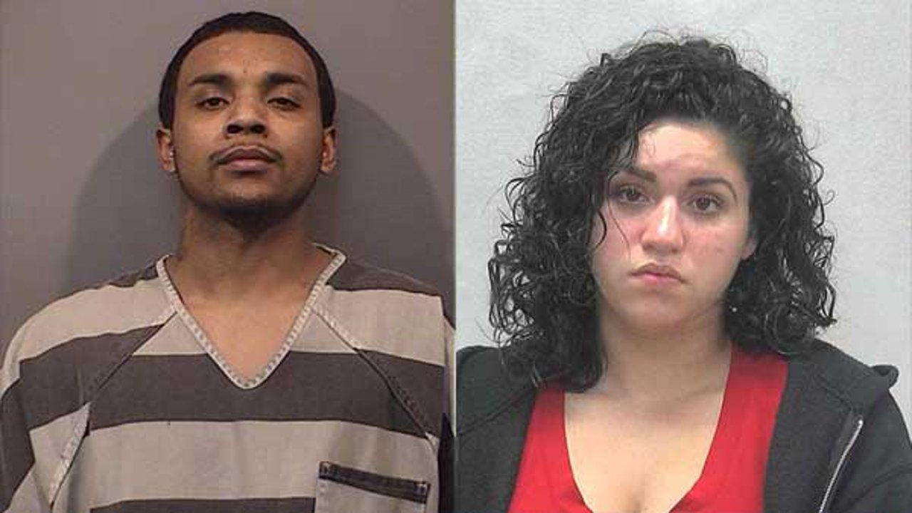 Richard N. Campos, 22, of East Chicago, Ind., and Elysia Marie Jeronimo, 20, of Hammond, Ind.