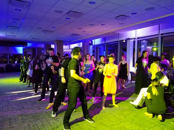 """<div class=""""meta image-caption""""><div class=""""origin-logo origin-image none""""><span>none</span></div><span class=""""caption-text"""">MD Anderson hosts a Great Gatsby-themed prom for dozens of patients undergoing cancer treatment at its children's hospital.</span></div>"""