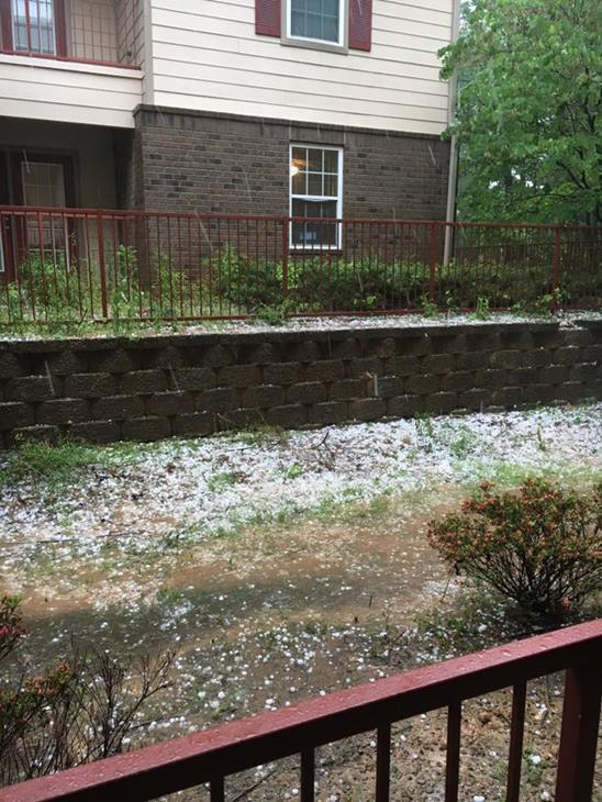 "<div class=""meta image-caption""><div class=""origin-logo origin-image wtvd""><span>WTVD</span></div><span class=""caption-text"">Five minutes worth of large hail. (ABC11 Eyewitness)</span></div>"